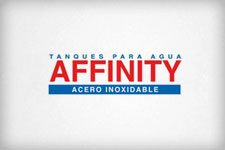 Affinity Tanques Acero Inoxidable